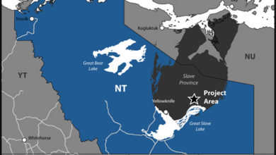 Photo of Canterra Expands Land in NWT, Starts Diamond Exploration Program