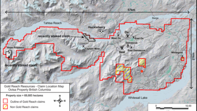 Photo of Follow up: Gold Reach Resources Looking to Stand Out with New Ground in BC