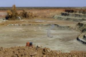 Murrin Murrin Nickel Laterite Mine