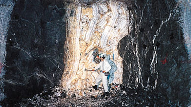Photo of Great Deposits of the World – Hishikari, Japan.