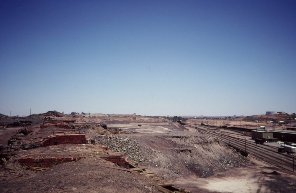 Line of Lode, Broken Hill, NSW