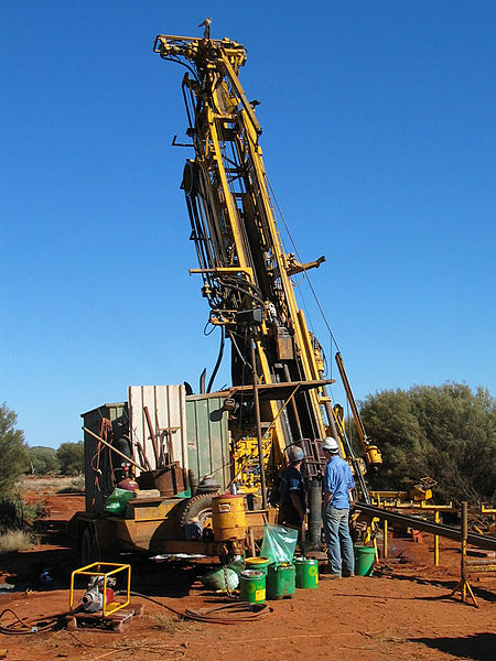 Combined Diamond and RC Drill Rig