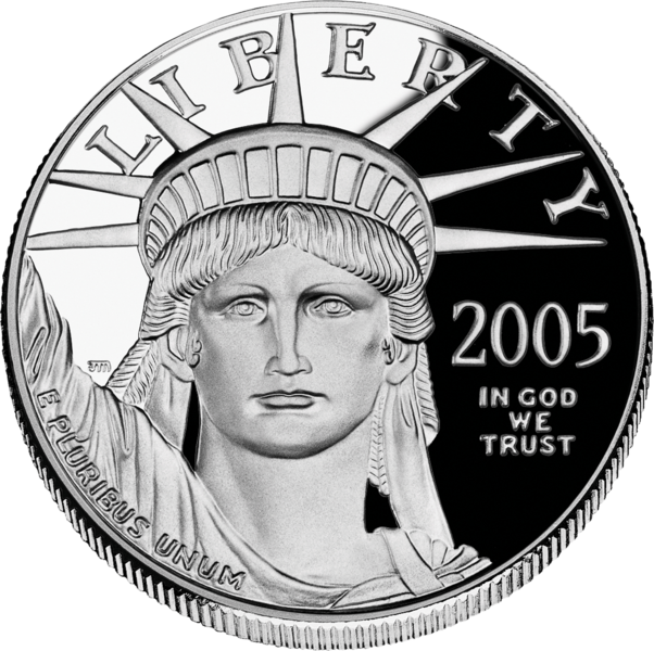 Platinum Eagle Coin