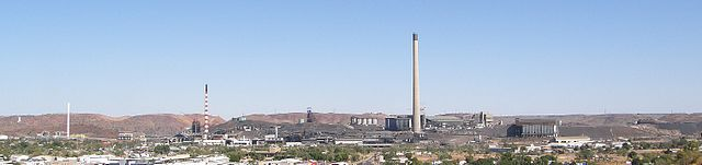 The Mt Isa region in Queensland, Australia, is host to the biggest accumulations of zinc, lead and silver in the world