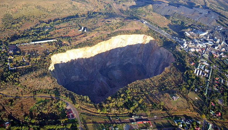 Cullian (Premier) Mine - South Africa Image CC