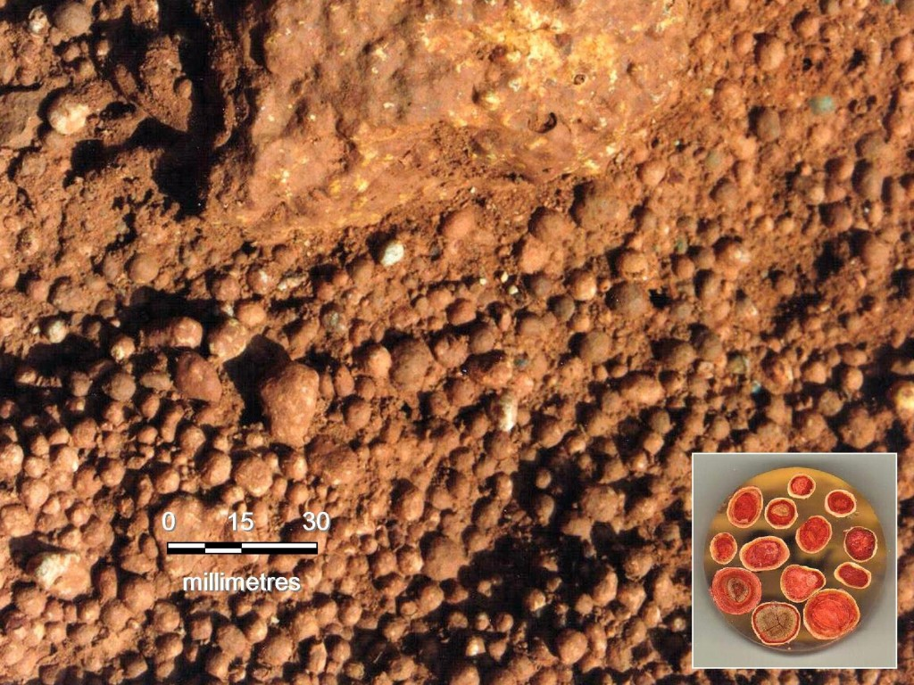 Lateritic Bauxite