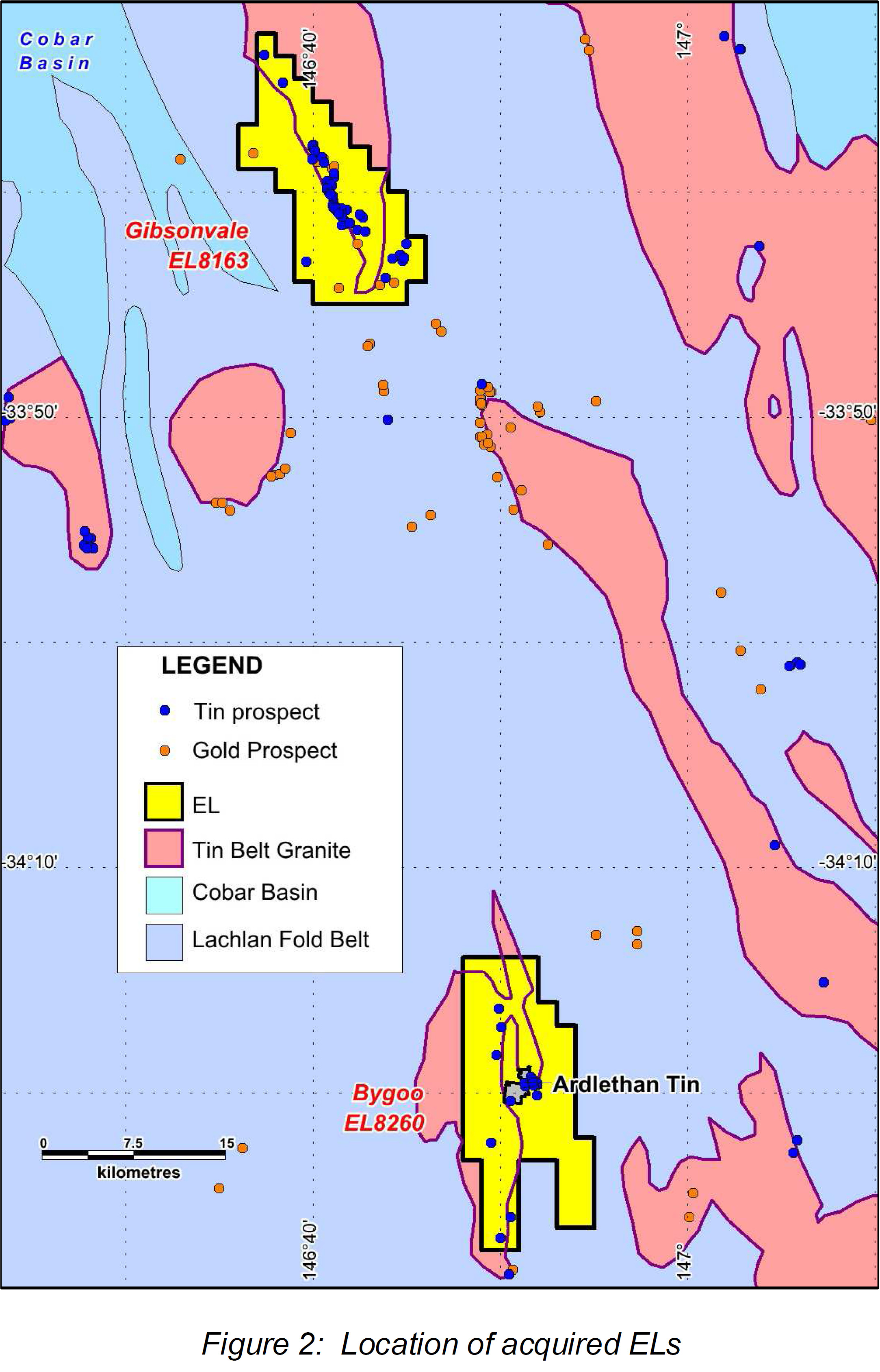 Thomson resources bygoo tin project geology for investors bygoo loc publicscrutiny Image collections