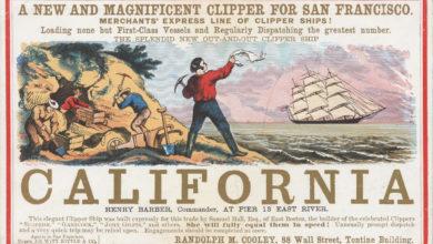 Photo of The California Gold Rush : 1840 – 1857