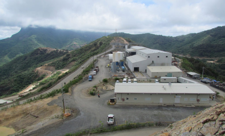 Nyrstar's Campo Morado Mine in the Guerrero Gold Belt is a VMS deposit containing high grade zinc, copper, lead, gold and silver.