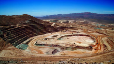 Photo of Great Deposits of the World  –  La Escondida Porphyry Copper, Chile