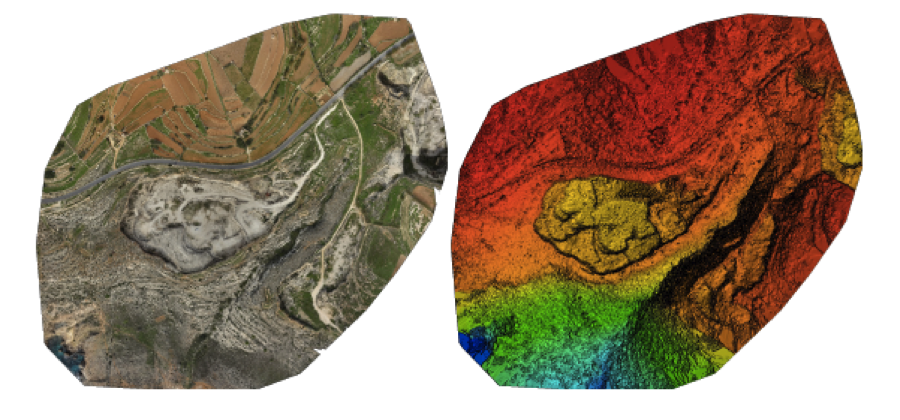 Aerial Drones in Mineral Exploration | Geology for Investors