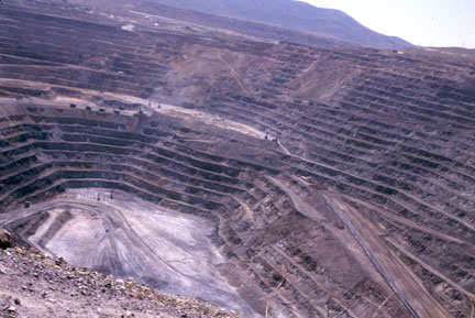 Barrick Gold's GoldStrike Mine