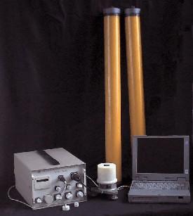 Magnetotelluric station