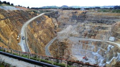 Photo of Gold Deposits of New Zealand