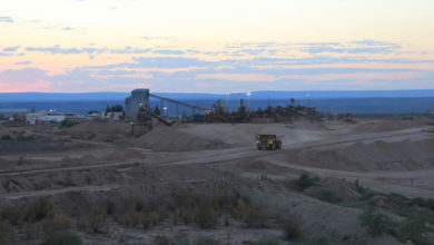 Photo of Rockwell Diamond Inc – Saxendrift Diamond Mine