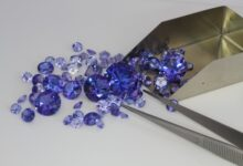 Photo of Tanzanite: A Rare Blue Beauty