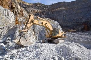 Talc Mine in Finland