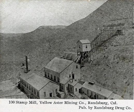 Yellow Aster Mine