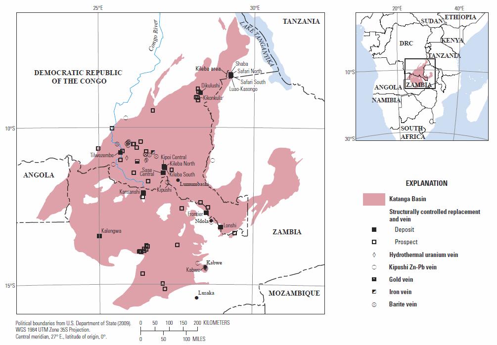 Central African Copperbelt