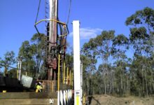 Photo of Reverse Circulation (RC) Drilling