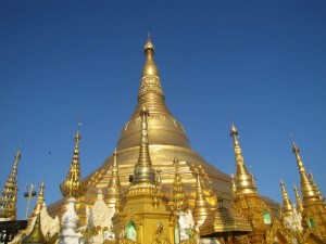 1 Shewdagon Pagoda, Yangon, Myanmar
