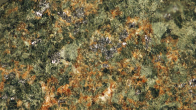 Photo of Skarn Deposits – Our Largest Source of Tungsten