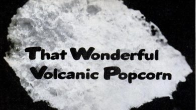 "Photo of Keep your House Warm with ""Volcanic Popcorn"""