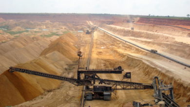 Photo of World Phosphate Deposits