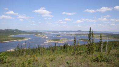 Photo of Beaufield Seeking Copper and Gold in Northern Quebec