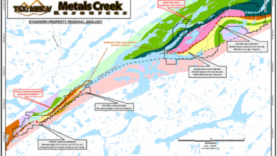 Photo of Metals Creek in Pursuit of Newfoundland Gold