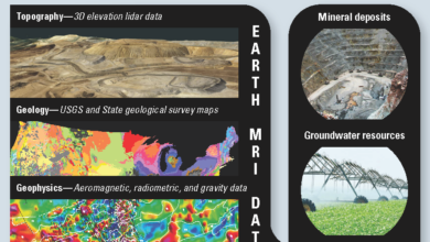 Photo of The Critical Mineral Mapping Initiative