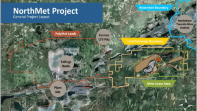 Photo of Project Review: PolyMet's NorthMet Copper-Nickel-PGM Deposit in Minnesota, USA