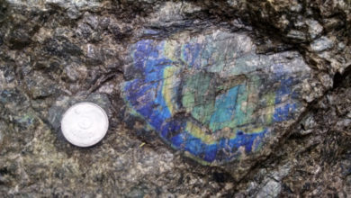 Photo of Anorthosites: Fe-Ti and Vanadium Deposits